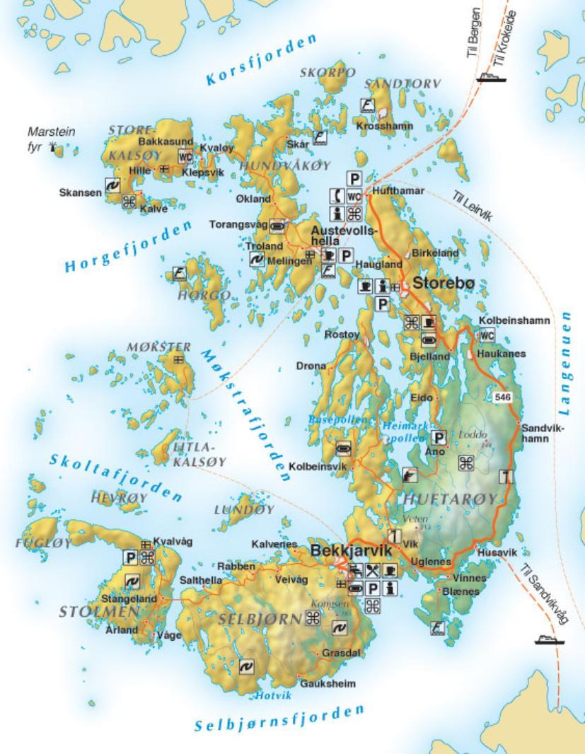 austevoll kart Stenevik Gjestegaard austevoll kart